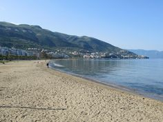 Vlora is best known as the main port of southern Albania but there's a nice beach east of the harbour. Nice Beach, Albania, Palermo, Maine, Coastal, Places To Visit, Southern, Water, Outdoor
