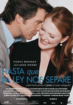 Hasta que la ley nos separe [Vídeo]. Director: Peter Howitt. Barcelona : DeAPlaneta, 2005. DVD. 91 min. #Comedy_movies #Laws_of_attraction_film #Peter_Howitt