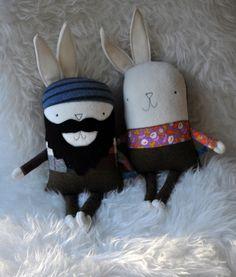 Bunnyans - klayarsenault.com