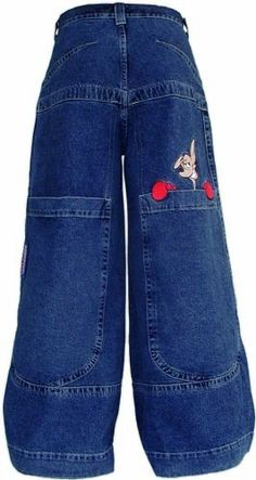 Not really my style anymore, but jncos and wide-leg jeans in middle school and high school. Interesting article though. Jnco Jeans, Rave Gear, 90s Girl, Acid Wash Jeans, Mode Jeans, 90s Fashion, Fashion Trends, Fashion Ideas, Wide Leg Jeans