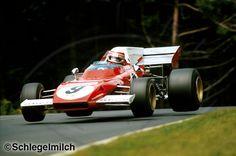 1972 GP Niemiec (Clay Regazzoni) Ferrari 312B2