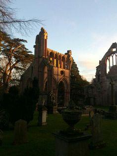 Dryburg abbey