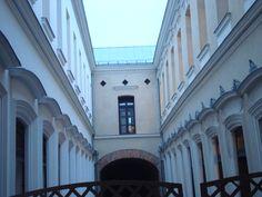 Curte Interioara hanul Gabroveni.