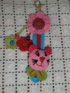 Crochet Keychain, Crochet Necklace, Crazy Cat Lady, Crazy Cats, Keychains, Sheep, Elsa, Kids Rugs, Blanket
