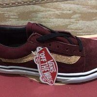 Sepatu Vans OS Port Royal Tan Premium High Quality