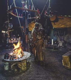 Orks from Epic Empires make Mordor look like child's play.   LARPING.ORG