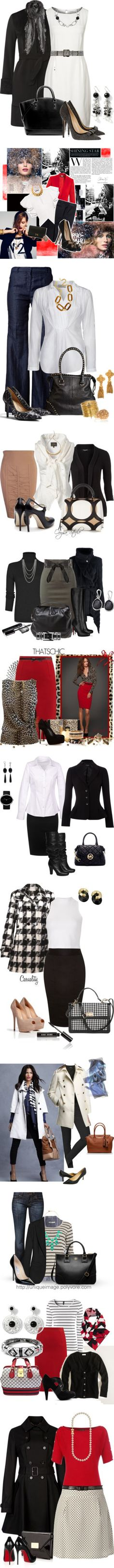 """Work Wear 23"" by kimsteenkamp ❤ liked on Polyvore"