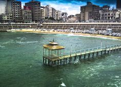 Alexandria city its considered the second capital after Cairo its nice time and weather during the summer powered by egypttravel.cc