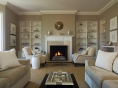need to build some shelves on the sides of our fireplace