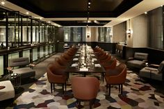 QT Hotel by Nic Graham and Indyk Architects
