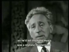 Jean Cocteau talks about the creation of 'Parade' in collaboration with Erik Satie and Picasso