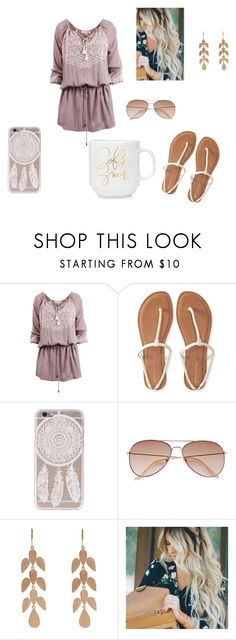 """""""Summer!!"""" by lotsolove-1 on Polyvore featuring Aéropostale, H&M and Irene Neuwirth"""