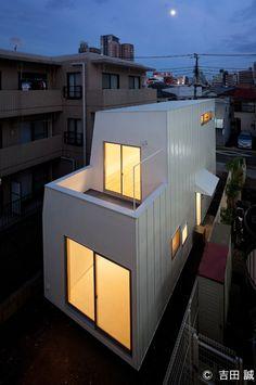 Leibal: House in Motoyawata by NAYA Architects