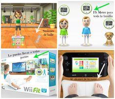 El corazón de Wii Fit U son sus 7o actividades (las cuales incluyen 19 nuevas) #WiiFitU #Partners #Nintendo