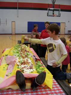 Gooding School Lunch Program: Nation's Healthiest