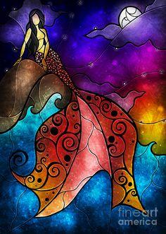 The Little Mermaid by Mandie Manza