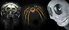 The 10 Spookiest High-End Accessories for Halloween [SLIDESHOW] #lux #posh #luxury