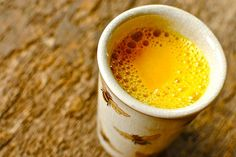 TURMERIC MILK- If you love Chai tea, you're going to be head-over-heels for Turmeric Milk!  Warm, spicy, bold and packed with nutrients and anti-inflammatory compounds this is going to be your go-to cold weather beverage.  In the summer, let it cool and blend with fresh blueberries and ice for an anti-oxidant packed smoothie.