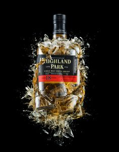 Exploded Whiskey