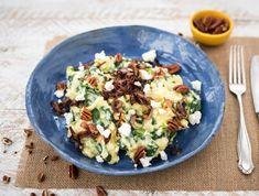 Vegan Vegetarian, Vegetarian Recipes, Healthy Recipes, Vegan Food, Healthy Food, Potato Salad, Veggies, Fresh, Dinner