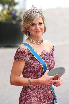 Get to know Queen Máxima of The Netherlands, one of our favorite Latina style icons.