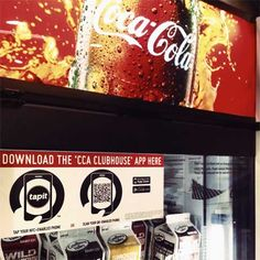 NFC - Coca-Cola runs NFC promotion in 100 stores - NFC World