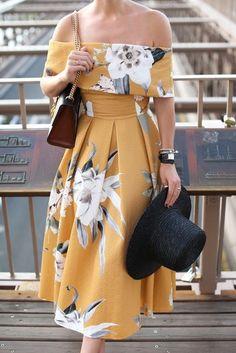 yellow twirl // elegantly beautiful...