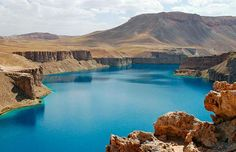 Tourism in Afghanistan: the Band-e-Amir National Park - Telegraph