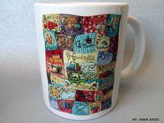 Para quem pratica... e para quem aprecia!  www.elo7.com.br/caneca-mug-rug-handcrafted/dp/2800DB                                  :: CURTA NO FACEBOOK :: www.facebook.com/Dasde.Artes