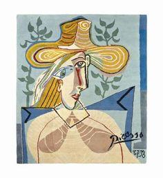 Femme à La Collerette by Pablo Picasso | Blouin Art Sales Index