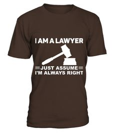 Lawyer Funny T-shirt - Attorneys Are Always Right   => Check out this shirt or mug by clicking the image, have fun :) Please tag, repin & share with your friends who would love it. #Lawyermug, #Lawyerquotes #Lawyer #hoodie #ideas #image #photo #shirt #tshirt #sweatshirt #tee #gift #perfectgift