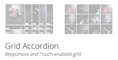 Grid Accordion - Responsive and Touch-enabled grid - CodeCanyon Item for Sale
