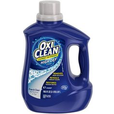 Oxi Clean High Def Laundry Detergent