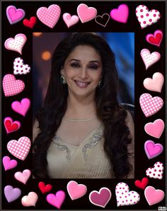 Madhuri Dixit and I love those who love me are as bienvenue
