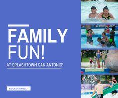 Bring the whole family to #SplashtownSA!