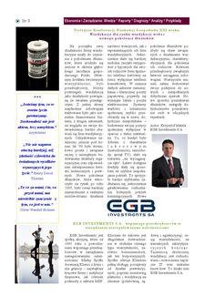 """#ClippedOnIssuu from Czasopismo """"Ekonomia i Zarządzanie"""" maj/2012"""