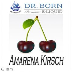 Vapestar - Dr. Born Premium Liquid Amarena Kirsch
