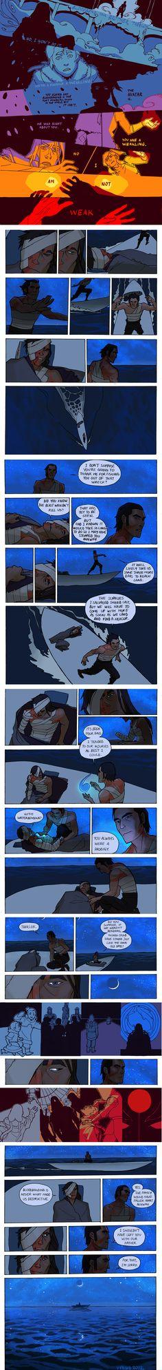 bloodbending brothers epilogue by Doodle-Master.deviantart.com spoiler alert