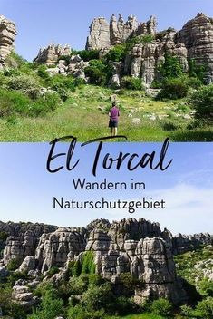El Torcal de Antequera - Hiking in the most beautiful Natural Park of Andalusia - Holiday Recommendation Andalusia Spain, Andalucia, Costa, Travel Words, Reisen In Europa, Natural Park, Go Hiking, Places Of Interest, Future Travel