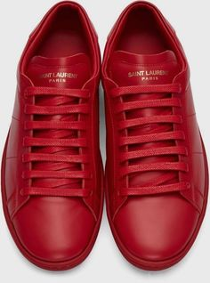 01f8ee015 Men s Red Leather Sneakers. Looking for more information on sneakers  Then  simply click right