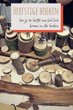 In de klas zal het thema herfst zich steeds meer laten zien. De knutselwerkjes die de kinderen maken hebben te maken met de herfst en je leest prentenboeken voor die gaan over de herfst. Maar hoe laat je de herfst aan bod komen in de andere hoeken in je klas? Ik heb vandaag wat suggesties voor herfstige hoeken. Heb jij nog aanvullingen dan horen we dat graag! #JufBianca