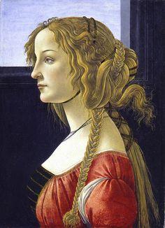 Botticelli...  forever a favorite artist