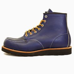 LIFE TIME GEAR: RED WING SHOES #8853 & #8852 | THE BLACK TRACTION ...