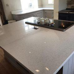 Bianco Stella- Maldon, Essex - Rock and Co Granite Ltd Stella, Window Sill, Granite, Kitchen, Home Decor, Cooking, Decoration Home, Room Decor, Kitchens
