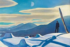 The New York Times - Breaking News, US News, World News and Videos Rockwell Kent, Painting Snow, Painting & Drawing, Artist Painting, Hunters In The Snow, Whitney Museum, New York Art, Tumblr, You Draw