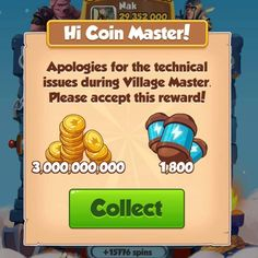coinmaster free coin master spins coin master players coin master game coin master free spins coin master free cards coin master news coin master… Tuto how to get free spin master coin Your Free Spin Now! Daily Rewards, Free Rewards, Tapas, Coin Master Hack, Cheating, Spinning, Coins, Prince, Collection