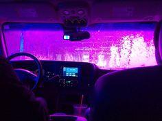 purple aeesthetic