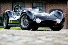 Maserati Birdcage - Fantastic car that lacked reliability