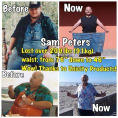 If Sam can do it, anybody can do it !  #Unicity #shamunicity #bioslifeslim