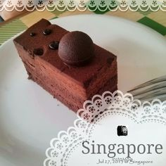 #FD1507 #Dessert   巧克力蛋糕